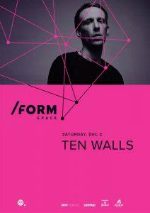 afis-ten-walls-concert-cluj-2017