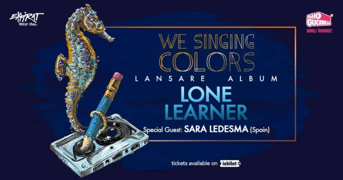 We Singing Colors – lansare album / Expirat / 14.02