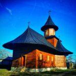 """Biserica de lemn """"Adormirea Maicii Domnului"""